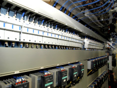 Major Control Panel Installation