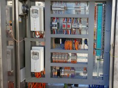 New Manufacturing Control Panel by Caslec