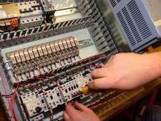 Control Panel Design and Install