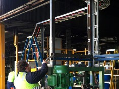 Industrial Control Installation by Caslec