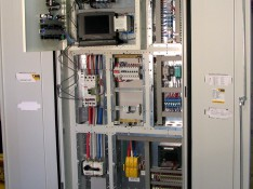 New Control Switchboard by Caslec