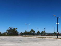 Supply Authority Car Park Electrical/Data/Security Installations