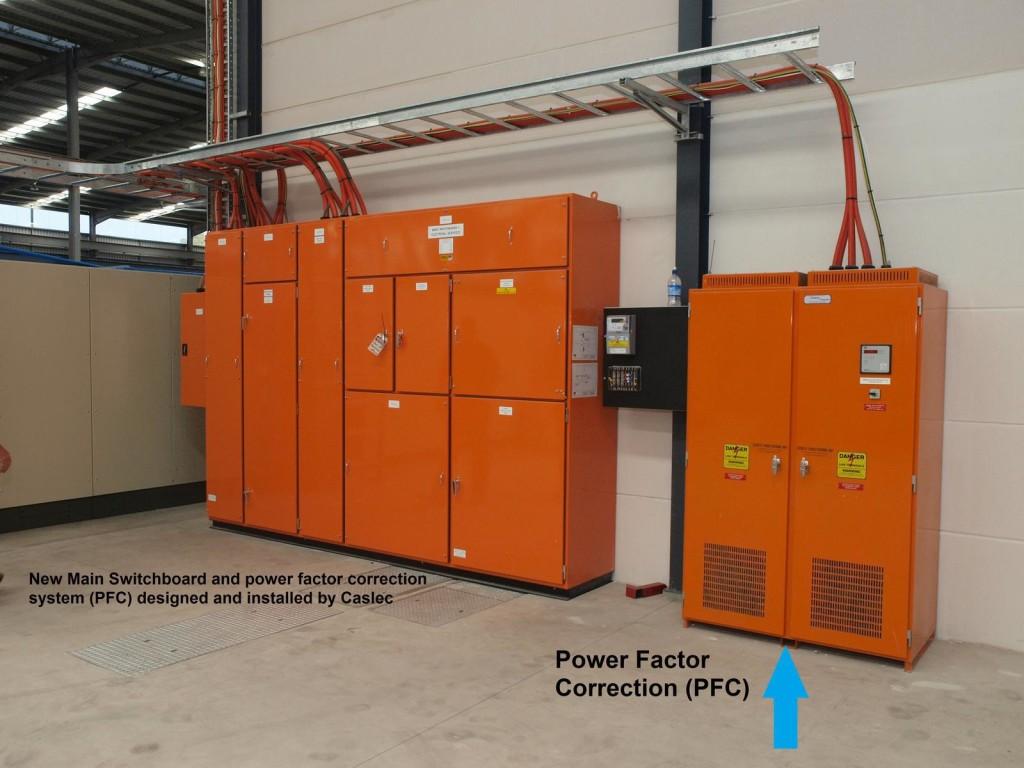 Power Factor Correction & Energy Management Sydney | Caslec